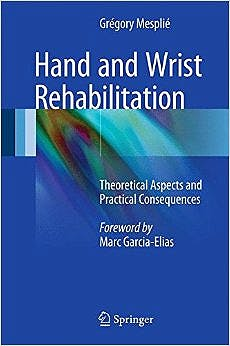Portada del libro 9783319163178 Hand and Wrist Rehabilitation. Theoretical Aspects and Practical Consequences (Hardcover)