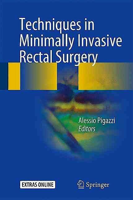Portada del libro 9783319163802 Techniques in Minimally Invasive Rectal Surgery