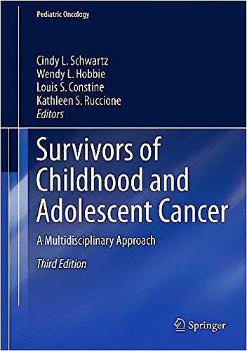 Portada del libro 9783319164342 Survivors of Childhood and Adolescent Cancer. a Multidisciplinary Approach (Pediatric Oncology)
