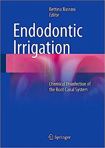 Portada del libro 9783319164557 Endodontic Irrigation. Chemical Disinfection of the Root Canal System