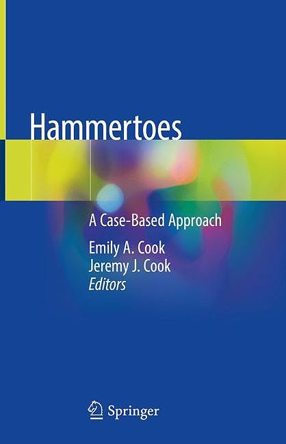 Portada del libro 9783319165516 Hammertoes. A Case-Based Approach