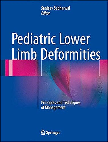 Portada del libro 9783319170961 Pediatric Lower Limb Deformities. Principles and Techniques of Management