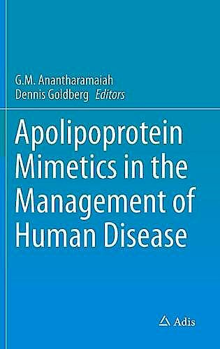 Portada del libro 9783319173498 Apolipoprotein Mimetics in the Management of Human Disease