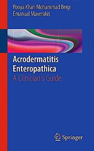 Portada del libro 9783319178189 Acrodermatitis Enteropathica. a Clinician's Guide