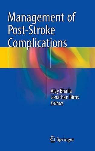 Portada del libro 9783319178547 Management of Post-Stroke Complications