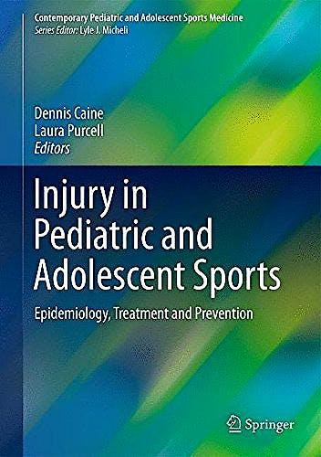 Portada del libro 9783319181400 Injury in Pediatric and Adolescent Sports