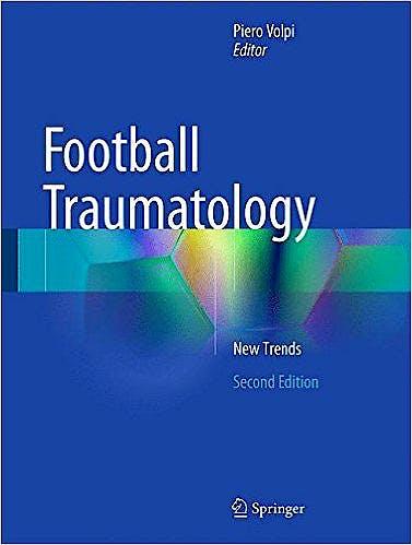 Portada del libro 9783319182445 Football Traumatology. New Trends