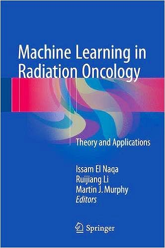 Portada del libro 9783319183046 Machine Learning in Radiation Oncology. Theory and Applications