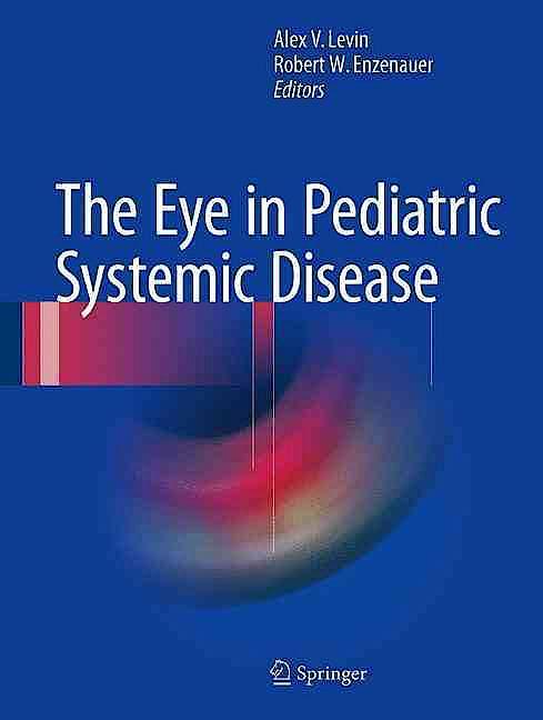 Portada del libro 9783319183886 The Eye in Pediatric Systemic Disease