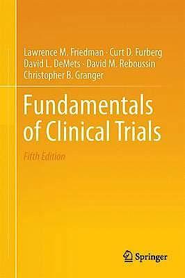 Portada del libro 9783319185385 Fundamentals of Clinical Trials
