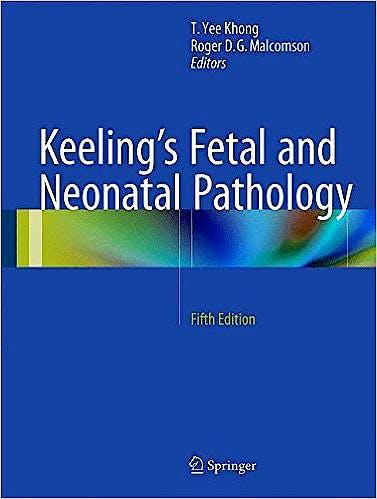 Portada del libro 9783319192062 Keeling's Fetal and Neonatal Pathology (Hardcover)