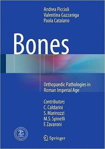 Portada del libro 9783319194844 Bones. Orthopaedic Pathologies in Roman Imperial Age