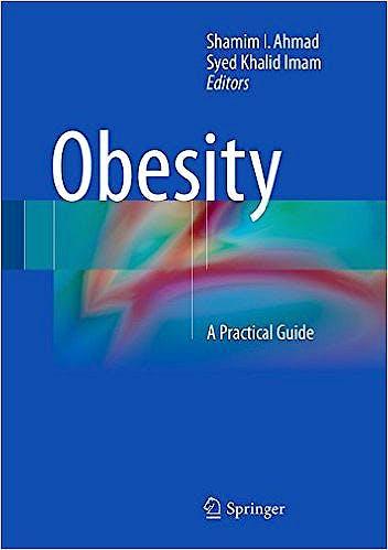 Portada del libro 9783319198200 Obesity. a Practical Guide