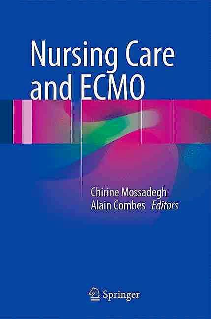 Portada del libro 9783319201009 Nursing Care and Ecmo