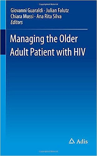 Portada del libro 9783319201306 Managing the Older Adult Patient with HIV