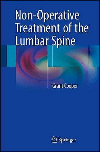 Portada del libro 9783319214429 Non-Operative Treatment of the Lumbar Spine