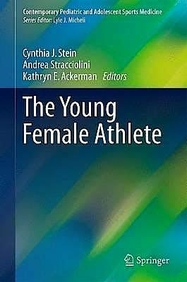 Portada del libro 9783319216317 The Young Female Athlete