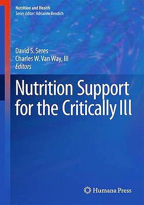 Portada del libro 9783319218304 Nutrition Support for the Critically Ill (Nutrition and Health)
