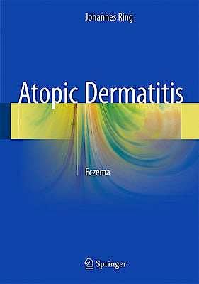 Portada del libro 9783319222424 Atopic Dermatitis. Eczema