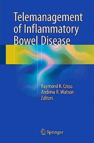 Portada del libro 9783319222844 Telemanagement of Inflammatory Bowel Disease