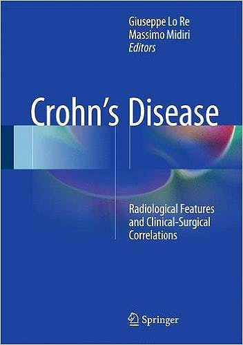 Portada del libro 9783319230658 Crohn's Disease. Radiological Features and Clinical-Surgical Correlations