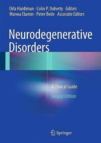 Portada del libro 9783319233086 Neurodegenerative Disorders. A Clinical Guide