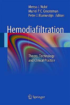 Portada del libro 9783319233314 Hemodiafiltration. Theory, Technology and Clinical Practice