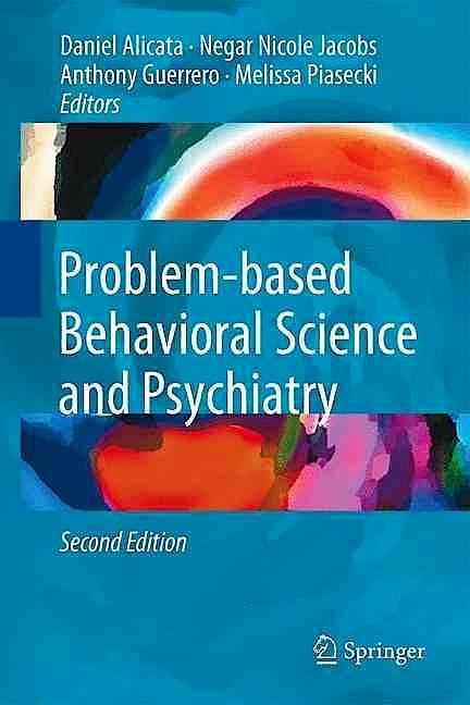Portada del libro 9783319236681 Problem-Based Behavioral Science and Psychiatry