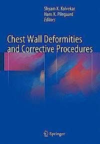 Portada del libro 9783319239668 Chest Wall Deformities and Corrective Procedures