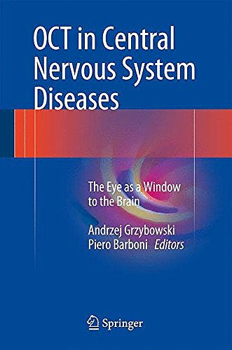 Portada del libro 9783319240831 OCT in Central Nervous System Diseases. The Eye as a Window to the Brain