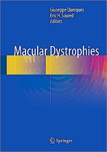 Portada del libro 9783319266190 Macular Dystrophies
