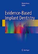 Portada del libro 9783319268705 Evidence-Based Implant Dentistry