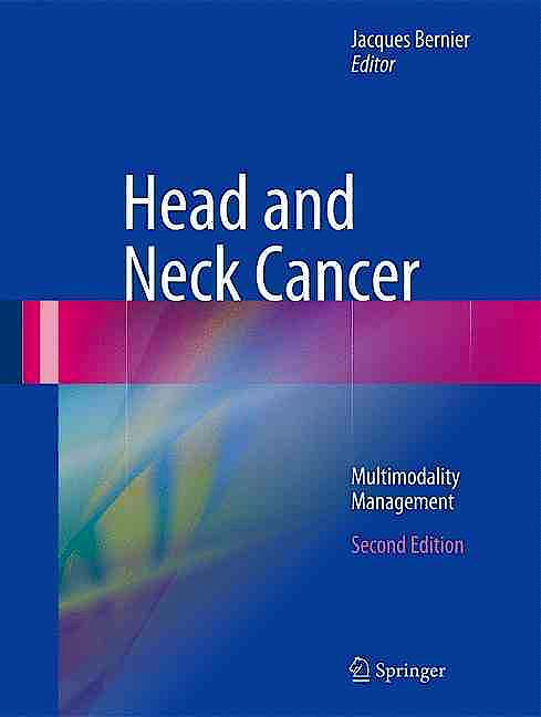 Portada del libro 9783319275994 Head and Neck Cancer. Multimodality Management