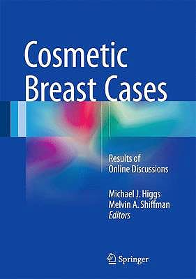 Portada del libro 9783319277127 Cosmetic Breast Cases. Results of Online Discussions
