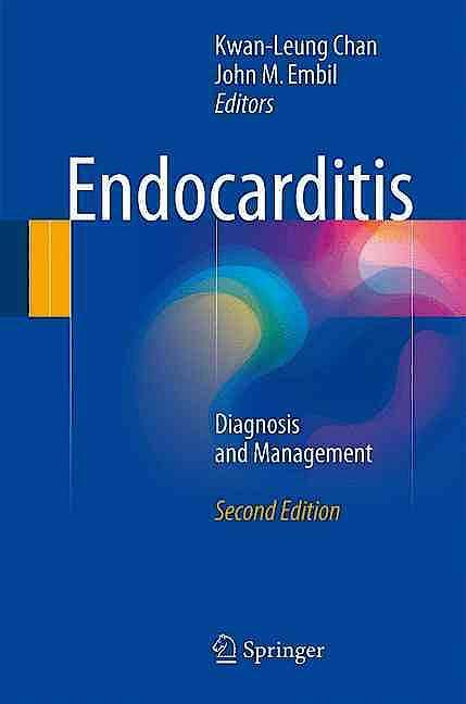 Portada del libro 9783319277820 Endocarditis. Diagnosis and Management