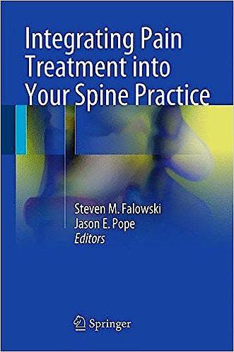 Portada del libro 9783319277943 Integrating Pain Treatment into Your Spine Practice