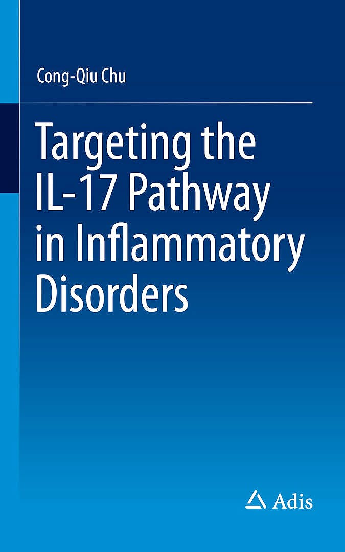 Portada del libro 9783319280394 Targeting the Il-17 Pathway in Inflammatory Disorders