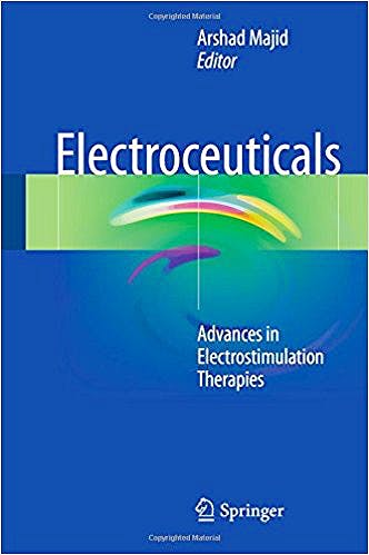 Portada del libro 9783319286105 Electroceuticals. Advances in Electrostimulation Therapies