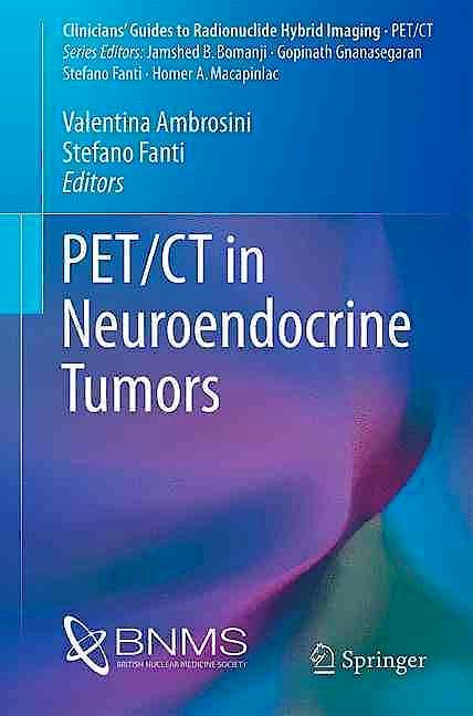 Portada del libro 9783319292021 Pet/ct in Neuroendocrine Tumors