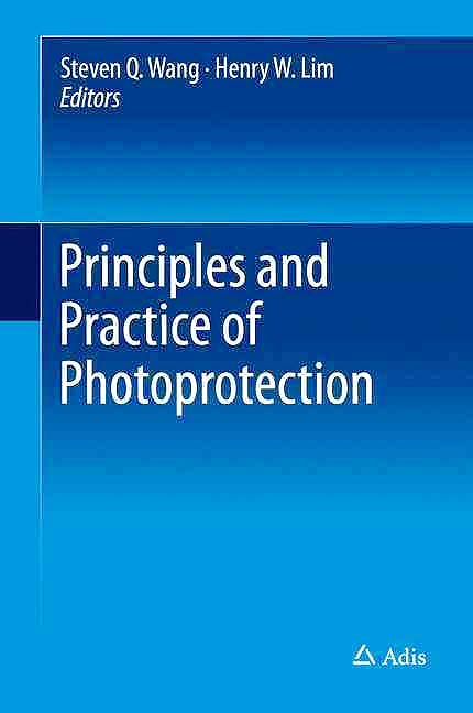 Portada del libro 9783319293813 Principles and Practice of Photoprotection