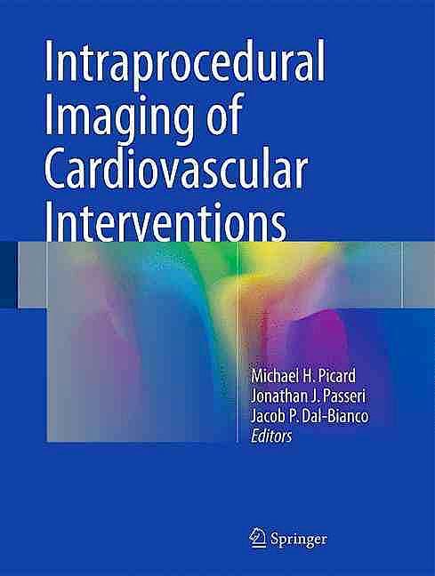 Portada del libro 9783319294261 Intraprocedural Imaging of Cardiovascular Interventions