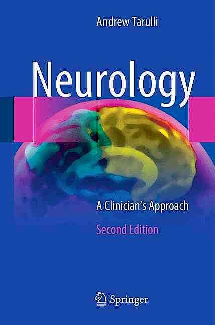 Portada del libro 9783319296302 Neurology. A Clinician's Approach