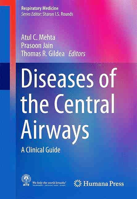 Portada del libro 9783319298283 Diseases of the Central Airways. A Clinical Guide