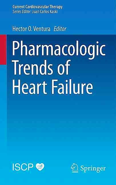 Portada del libro 9783319305912 Pharmacologic Trends of Heart Failure (Current Cardiovascular Therapy)