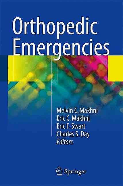 Portada del libro 9783319315225 Orthopedic Emergencies