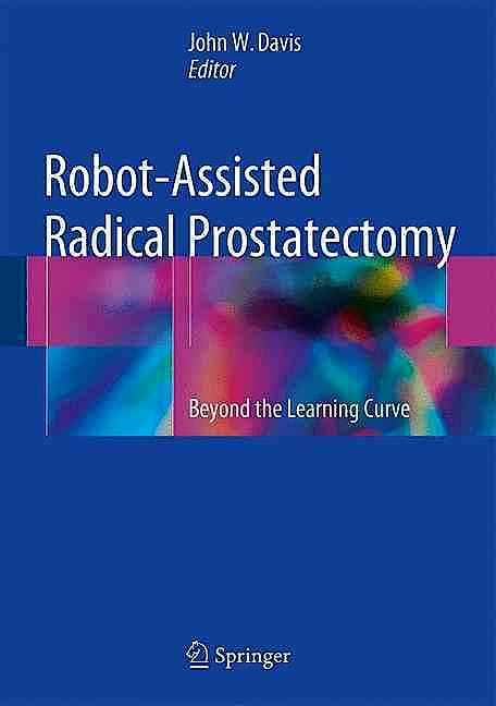 Portada del libro 9783319326399 Robot-Assisted Radical Prostatectomy. beyond the Learning Curve
