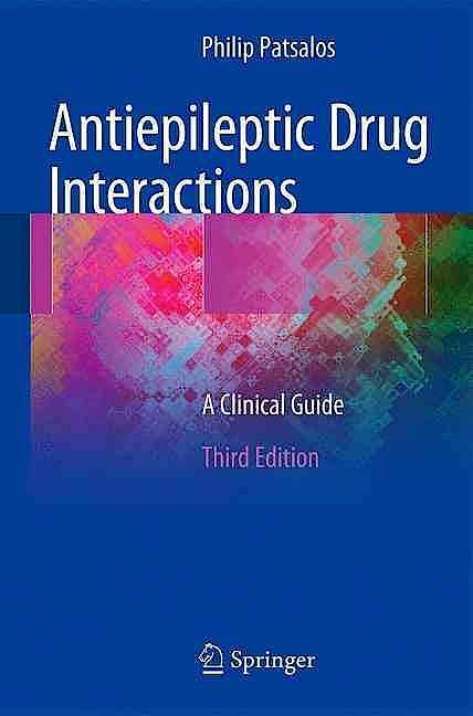 Portada del libro 9783319329086 Antiepileptic Drug Interactions. A Clinical Guide