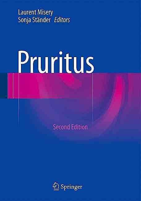 Portada del libro 9783319331409 Pruritus