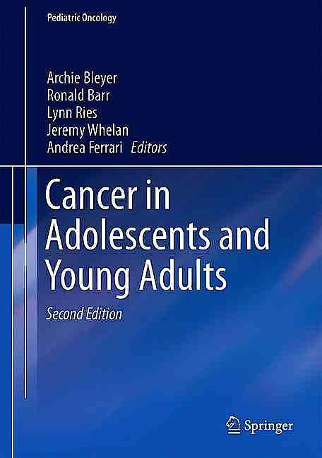 Portada del libro 9783319336770 Cancer in Adolescents and Young Adults (Pediatric Oncology)