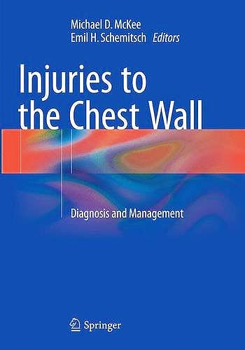 Portada del libro 9783319355849 Injuries to the Chest Wall. Diagnosis and Management (Softcover)